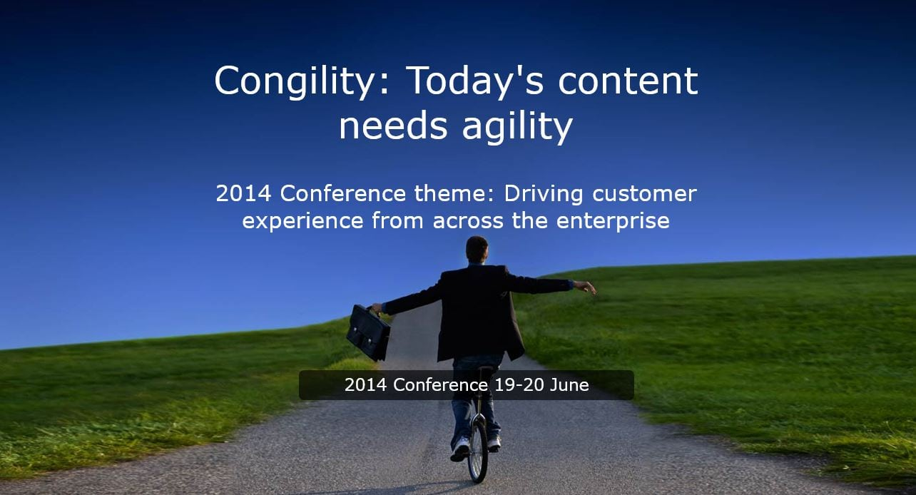 Congility Conference Home Page